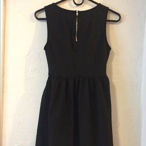 Love culture black skater dress